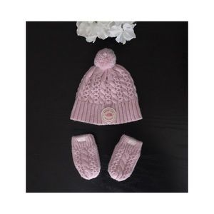 The North Face Baby Hat & Mittens Set 0-6 Months